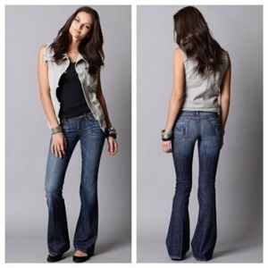 Citizens of Humanity Ingrid Low Waist Flare 29